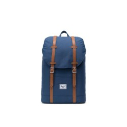 "Herschel Retreat Mid Zaino Blu 13"" Laptop Articolo 10329"