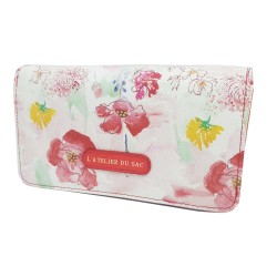 PashBag Portafoglio Donna Painted Love 8507 Amelie Pash Bag Atelier Du Sac