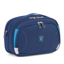 Roncato Portanecessaire Multiscomparti Unisex Colore Blu City Break 414607