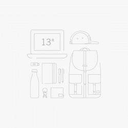 """Herschel Dawson Zaino Nero 13"""" Laptop Articolo 10233"""