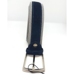 Cintura Uomo Blu Navy...
