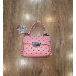 Pashbag Rebel Shelly Mini Bag Con Manico E Tracolla Fuxia Atelier du Sac Articolo 10587-REB-91M