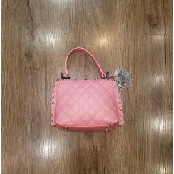 Pashbag Rebel Shelly Mini Bag Con Manico E Tracolla Fuxia Atelier du Sac Articolo 10587-REB-91M