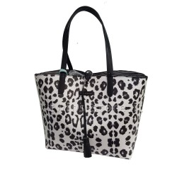 Atelier du Sac Paris Spotted 10738 Nero Shopping Pashbag