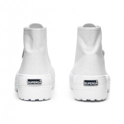 Superga Alpine bianca, superga Chiara Ferragni alpina colore bianco 2341