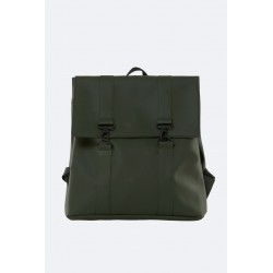"Rains Zaino Green 13"" Laptop Articolo MSN Bag"
