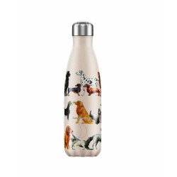 Chilly's Bottles Emma Bridgewater Dog Cane 500ml b500ebdog