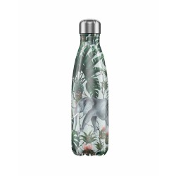 Chilly's Bottle 500ml Elefante Tropical Elephant b500trele