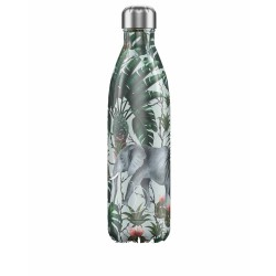 Chilly's Bottle 750ml Elefante Tropical Elephant b750trele