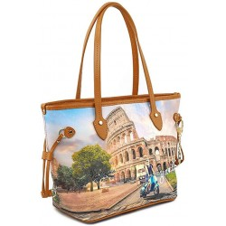 Shopping Ynot Roma yes336s0 Borsa ynot