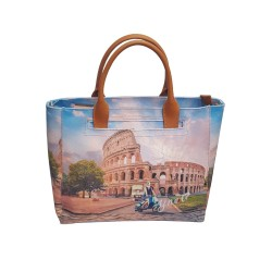 Ynot Borsa Due Manici Roma yes419s0