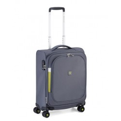 Roncato Trolley Cabina Ryanair Espandibile 4 Ruote  Grigio city break
