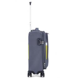 Roncato Trolley Cabina Ryanair Espandibile 4 Ruote  Grigio