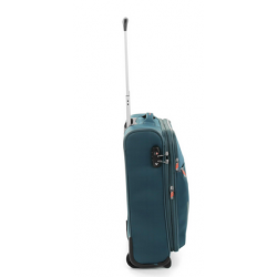 Roncato Trolley Cabina Ryanair Espandibile 2 Ruote Speed Blu 416103